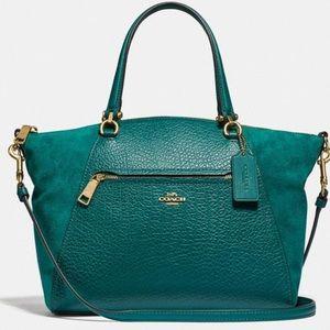 Coach Prairie satchel new w tags